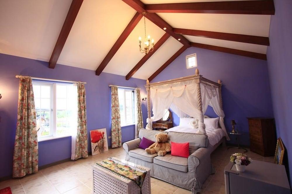 Štandardná chata, 1 dvojlôžko - Hosťovská izba