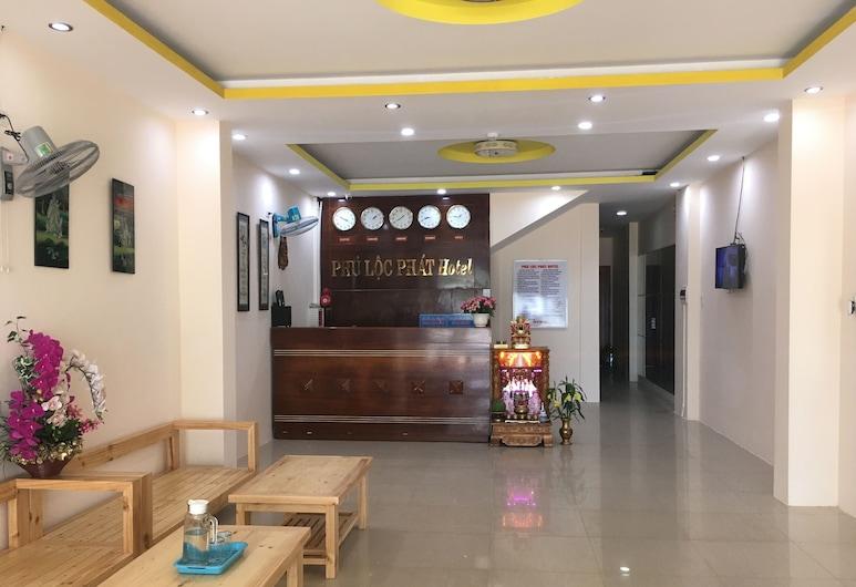 Phu Loc Phat Hotel, Da Nang, Reception