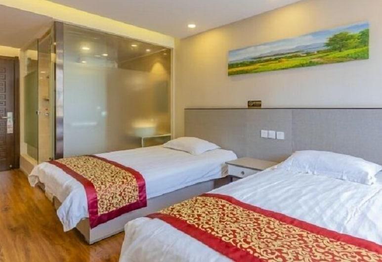 Caoyuan Hotel, Peking, Elite-Zimmer, Zimmer