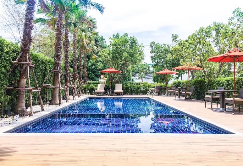 โรงแรมฟอร์จูน บุรีรัมย์, บุรีรัมย์, สระว่ายน้ำ