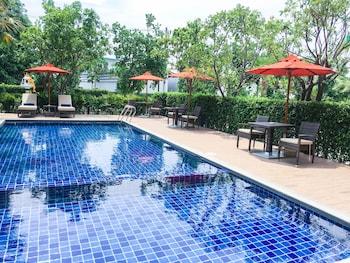 A(z) Fortune Buriram Hotel hotel fényképe itt: Buri Ram