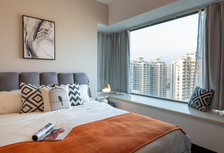 Locals Boutique Apartment Huafa Plaza 38, Zhuhai