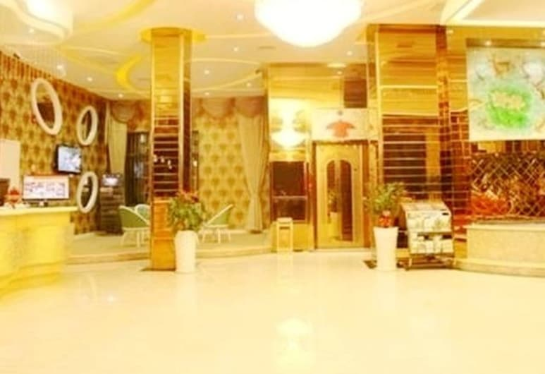 Oushang Fengqing Hotel, Hangzhou, Vstupní hala