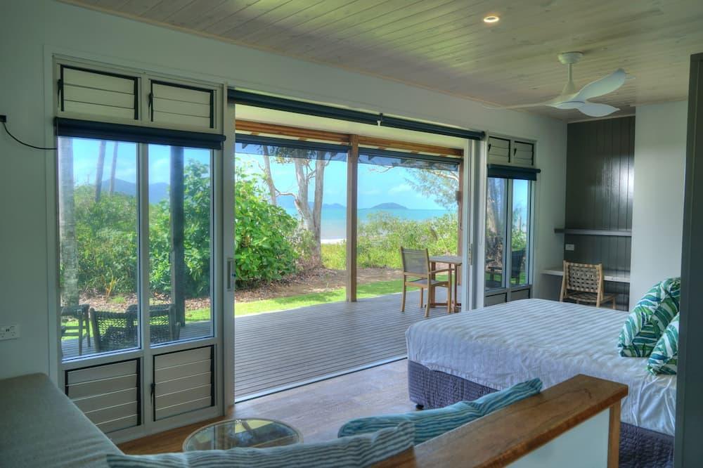 Villa Deluxe, 1 letto king, vista spiaggia - Vista spiaggia/mare