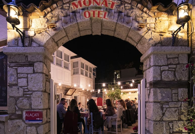 Monat Otel, Çeşme, Dış Mekân