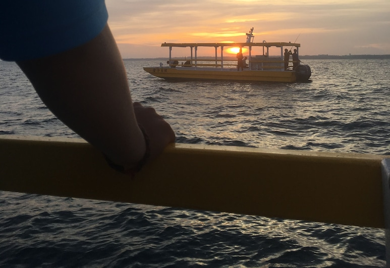 ALUBA Hostal, Magong, Rowing