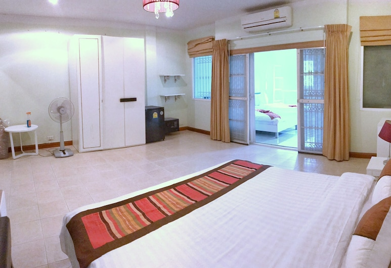 Gingfa Guesthouse 2, Hua Hin, Guest Room