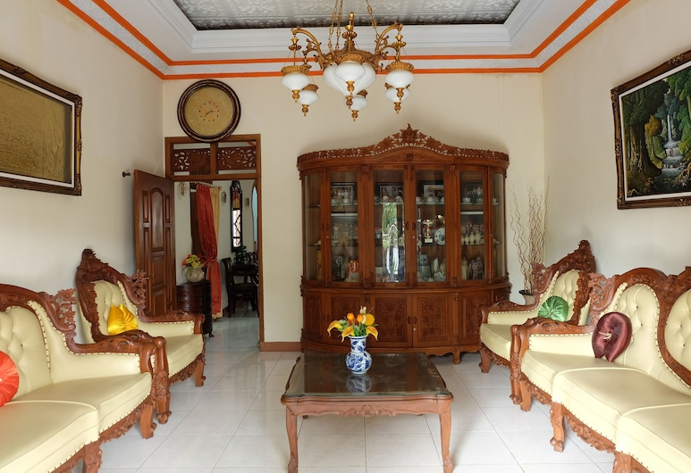 Simply Homy Guest House Unit Denggung, Sleman, House, 3 Bedrooms, Living Room