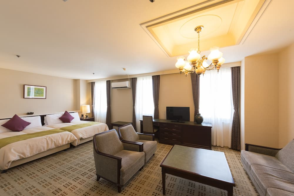 Dvojlôžková izba typu Deluxe, fajčiarska izba - Hosťovská izba