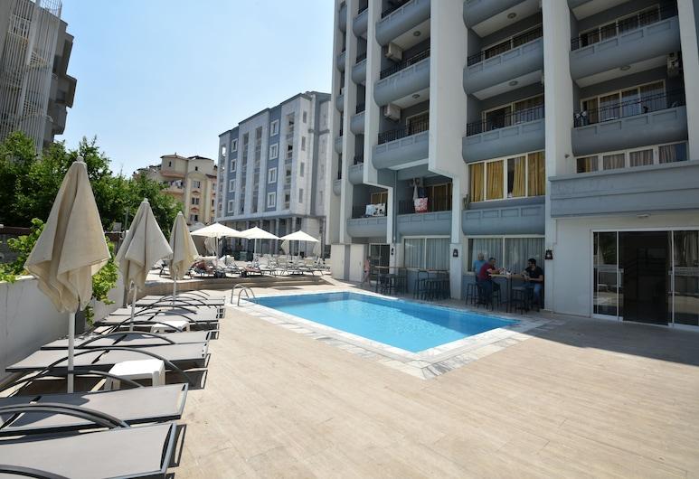 Almena City Hotel , Marmaris, Baseins