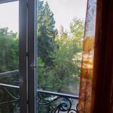 דירת סיטי, נוף לעיר - חדר אורחים
