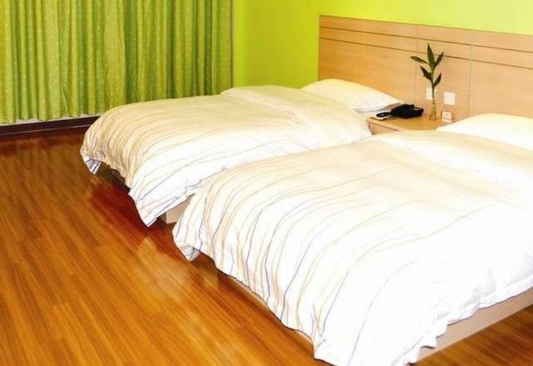 Heng 8 Hotel Hangzhou Xiaoshan Airport, Hangzhou, Design Twin Room, Guest Room