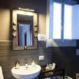 Premium - kahden hengen huone, 1 keskisuuri parisänky - Kylpyhuone