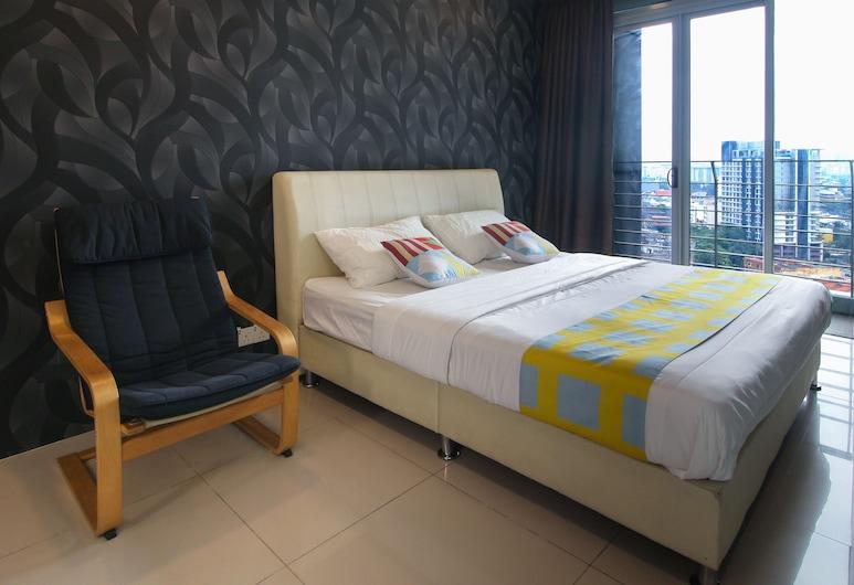 OYO 578 Home Taragon Puteri Bintang 2br, Kuala Lumpur, Classic Apartment, 2 Double Beds, City View