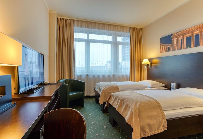 Hotel Kurfürstendamm, Berlin, Tomannsrom – standard, Gjesterom