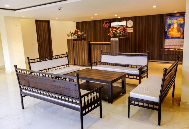 Hotel TT Residency, Amritsar, Interior Entrance