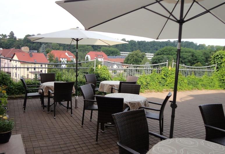 ホテル アム シュロス, ディッポルディスヴァルデ, テラス / パティオ