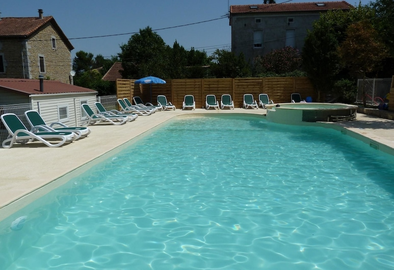 Camping L'Oasis, Grospierres