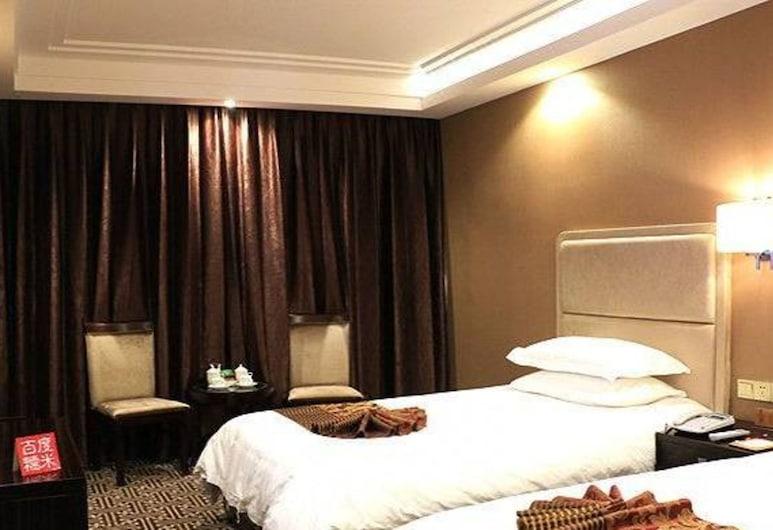 Lin'an Kanghao Hotel, Hangzhou, Twin Room, Guest Room