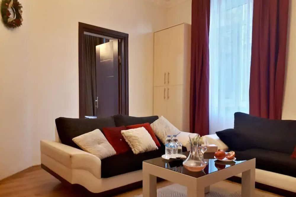 Paaugstināta komforta dzīvokļnumurs - Galvenais attēls