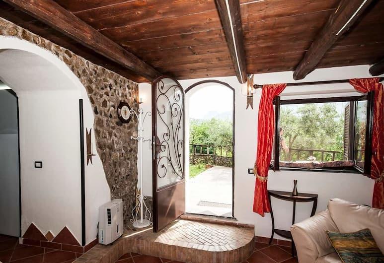 B&B 라 미모사, Cava de' Tirreni, 더블룸 또는 트윈룸, 퀸사이즈침대 1개, 객실