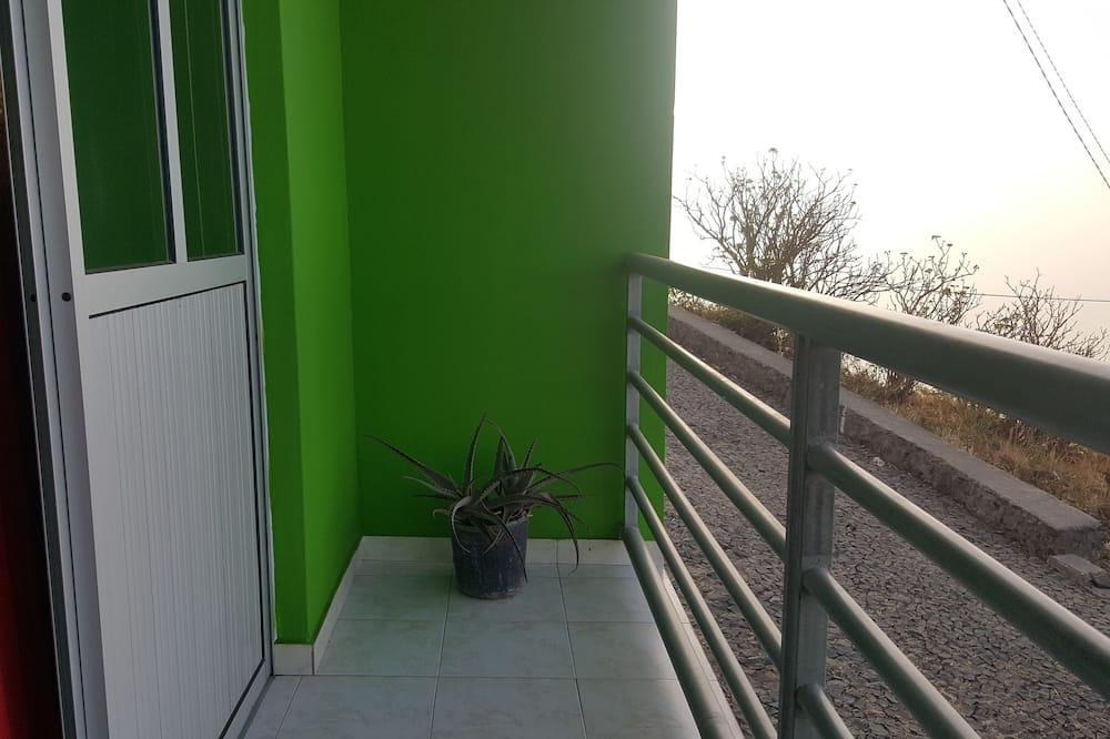Twin Room, Non Smoking - Balcony View