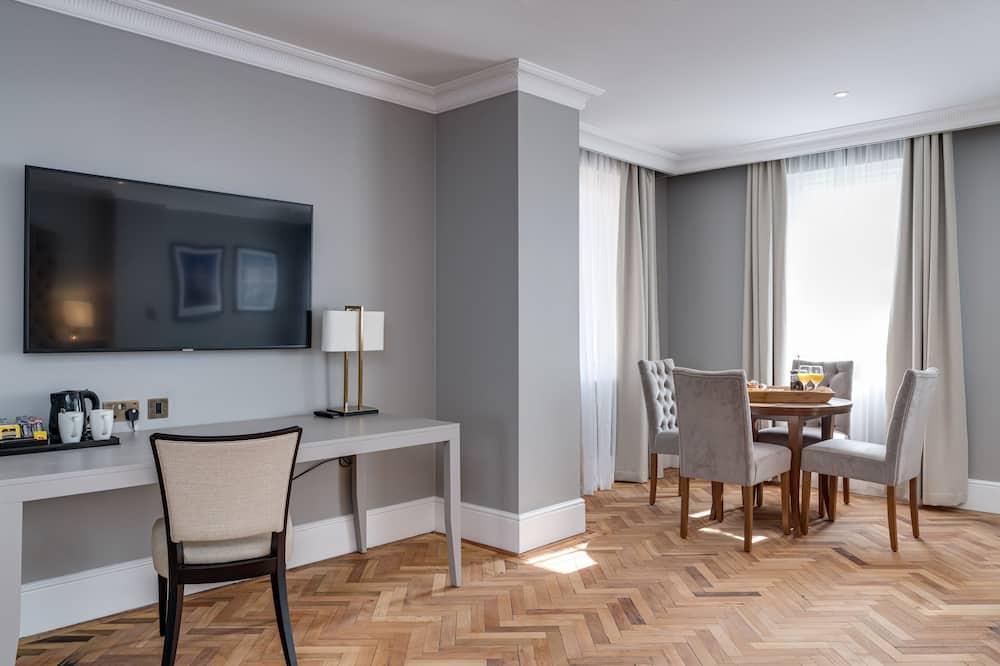 Studio typu Junior - Obývací prostor