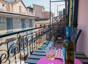 在蒙特罗索阿尔马雷的里蒙希诺公寓酒店照片