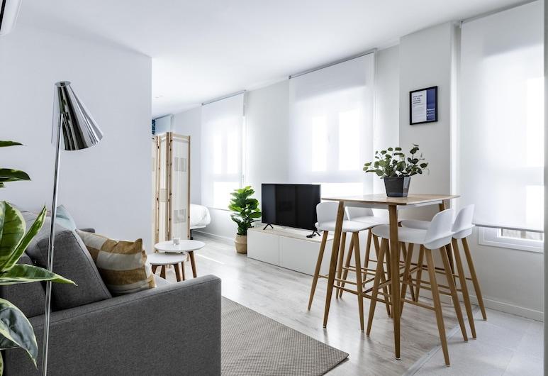 Olala Mad Apartments, Madrid, Studio apartman (3A), Dnevni boravak