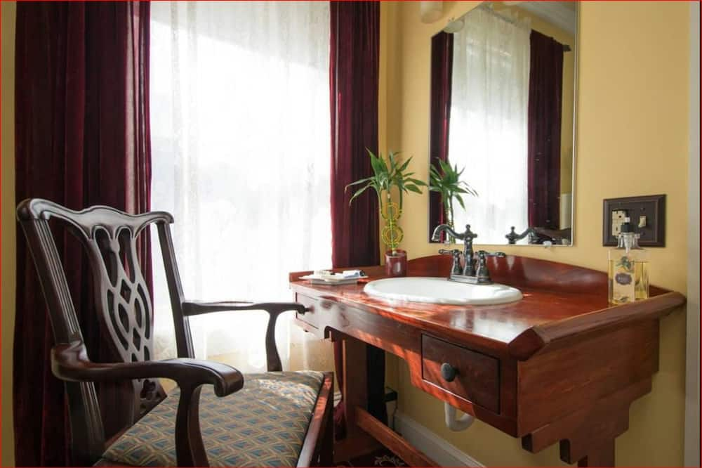 Double Room, Ensuite (Annes Room 5) - Bathroom