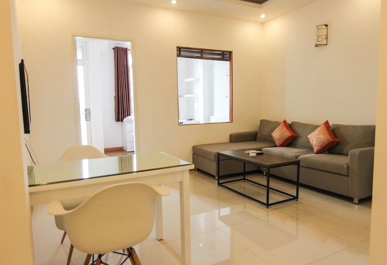 Smiley Apartment 2, Ho Chi Minh-Stad