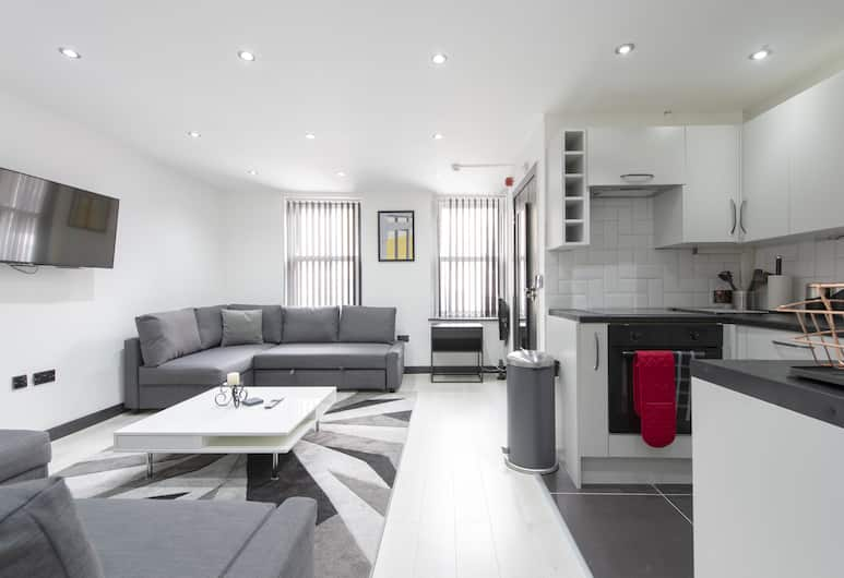 Stylish Apartment in Trendy Shoreditch, London