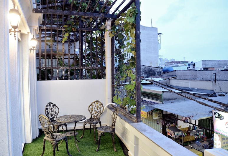 Smiley Apartment 8, Ho Chi Minh-Stad