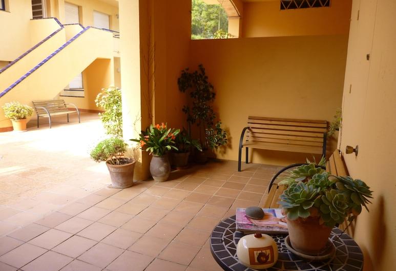 Apartamentos Marblau, Palafrugell, Terrasse/Patio