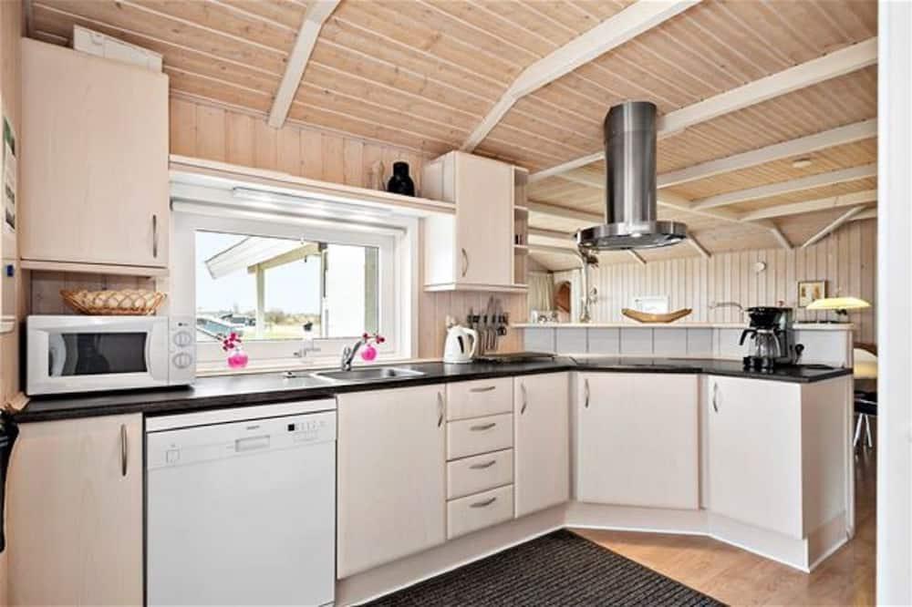 Casa de campo familiar, 4 habitaciones - Cocina compartida