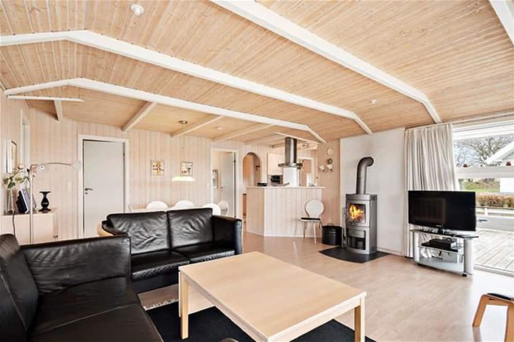Casa de campo familiar, 4 habitaciones - Habitación
