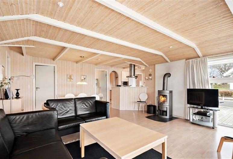 Lavensby strand 3, Nordborg, Family puhkemaja, 4 magamistoaga, Tuba