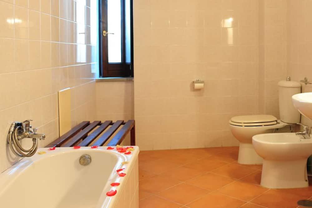 Classic Quadruple Room, Berbilang Katil - Bilik mandi