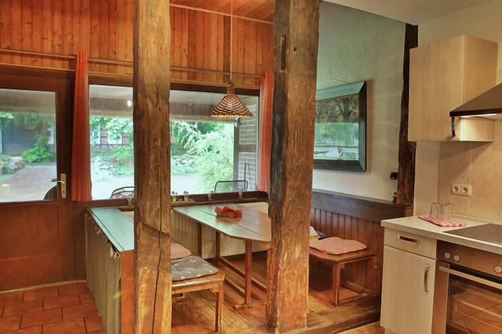 Lägenhet (5) - Matservice på rummet