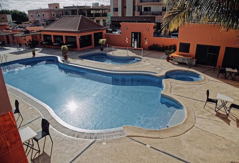 Hôtel Iman, Nouakchott, Inomhuspool