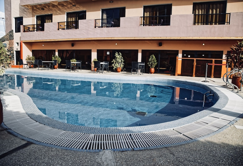 Hôtel Iman, Nouakchott, Kültéri medence