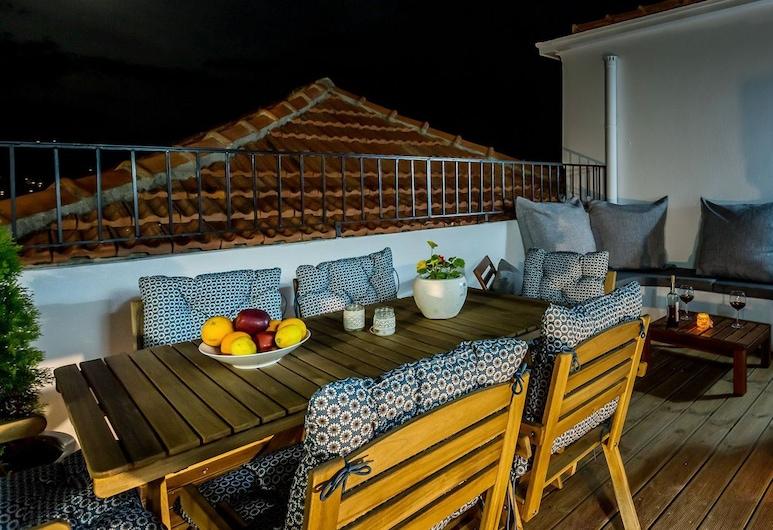 艾瓦格利亞別墅公寓酒店, 斯寇貝洛斯, 豪華別墅, 客房