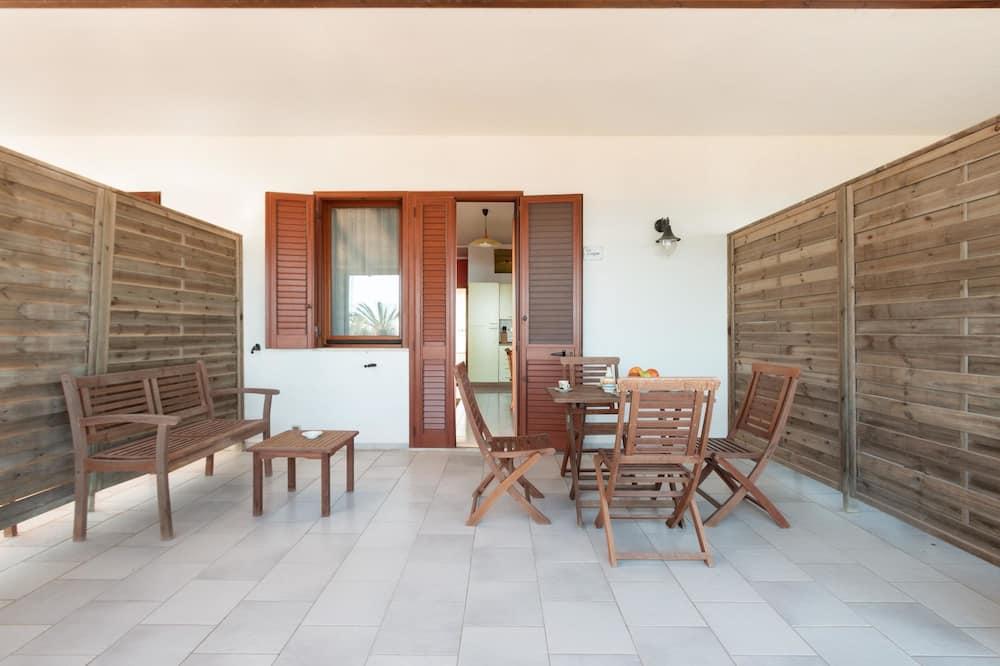Comfort apartman, 1 hálószobával (1346 - Bilocale n.12 Calipso) - Nappali rész