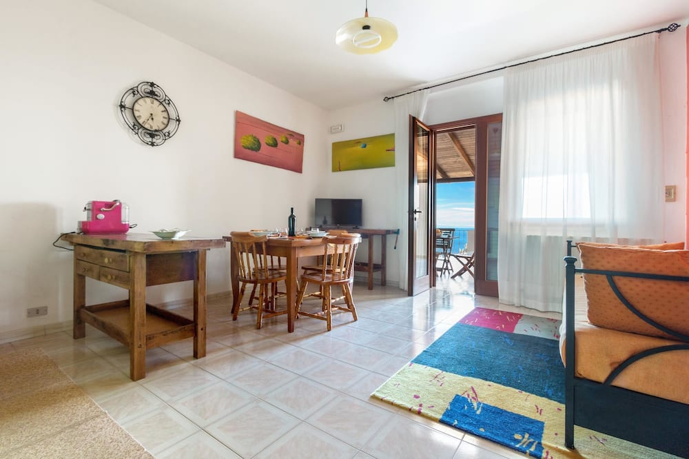 Comfort apartman, 1 hálószobával (1346 - Bilocale n.12 Calipso) - Étkezés a szobában