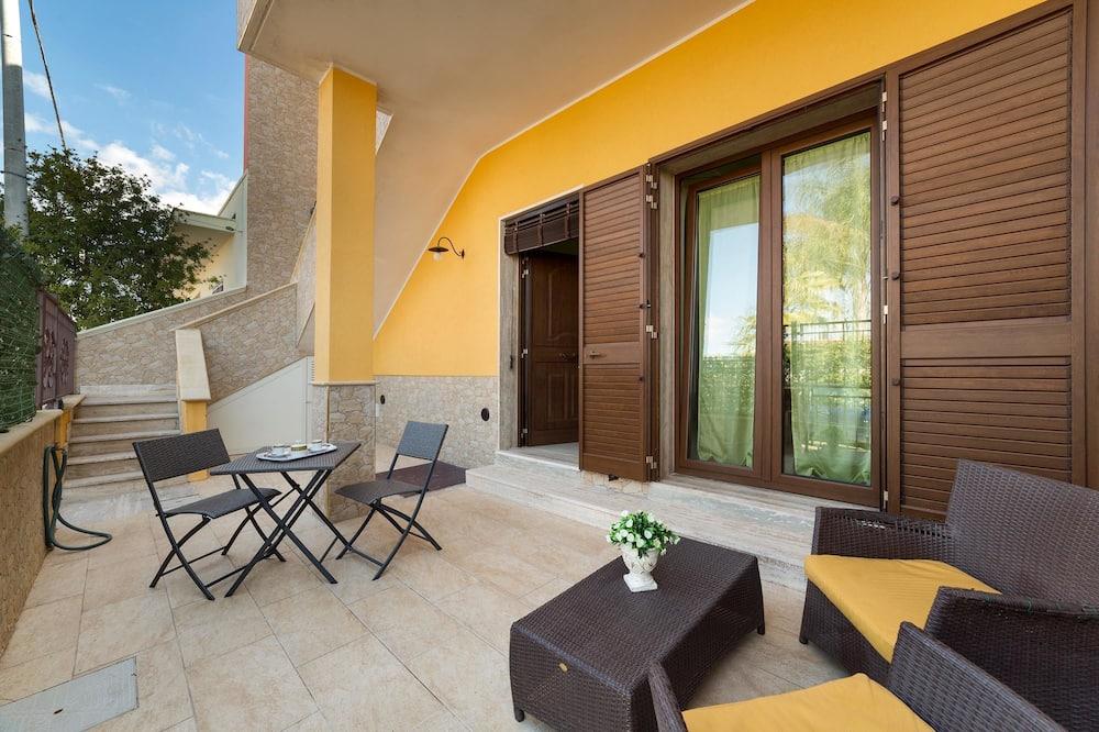 Maison, 2 chambres (1367) - Terrasse/Patio