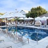 Ferienhaus, Mehrere Betten (Pink Flamingo) - Pool