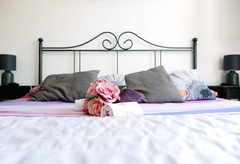 카사 디 키아라 에 사라, 로마, 아파트, 침실 2개, 객실