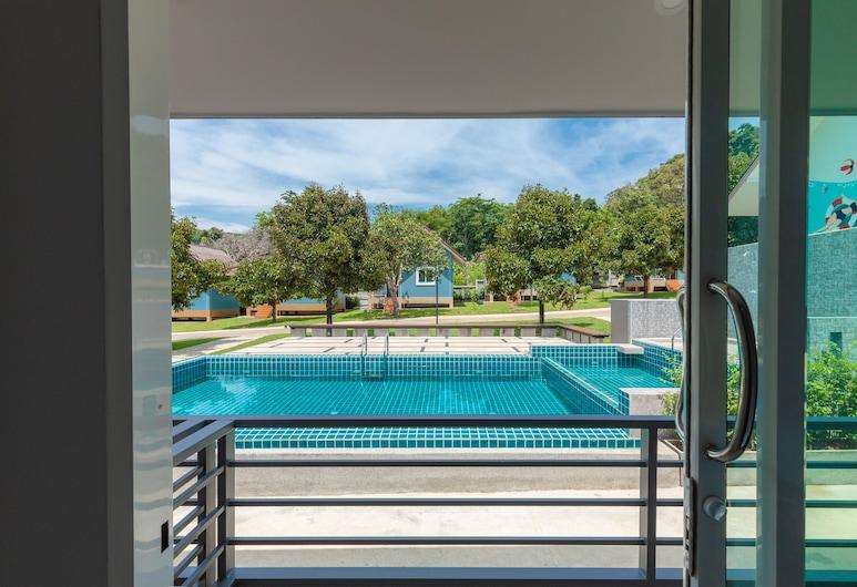 Be Leaf Resort, Thep Kasattri, Standard Twin Room, Guest Room View