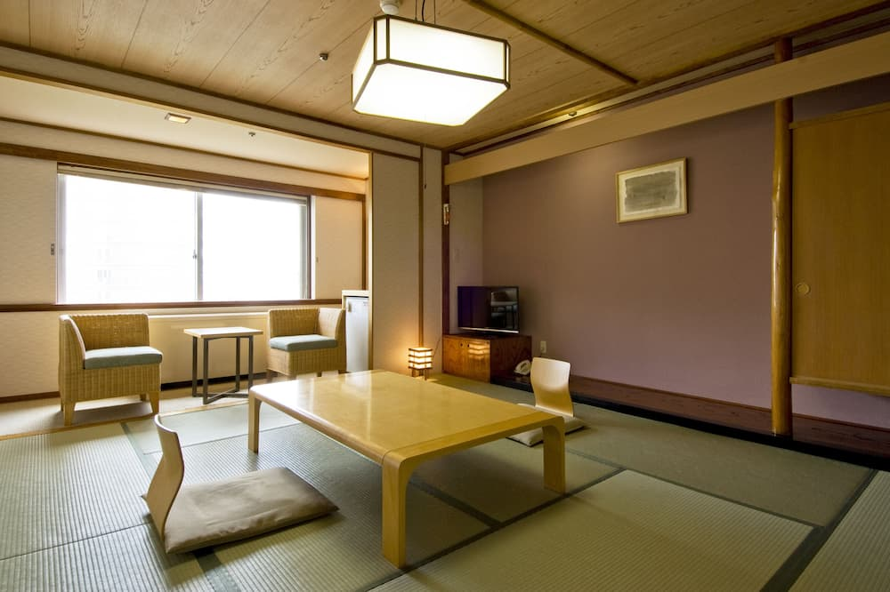 Japanese Style Room 7.5 Tatami-mats, No Private Bathroom - Guest Room