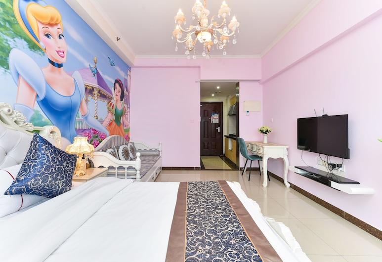 Guangzhou Yijia International Apartment, Guangzhou, Double Room, Room